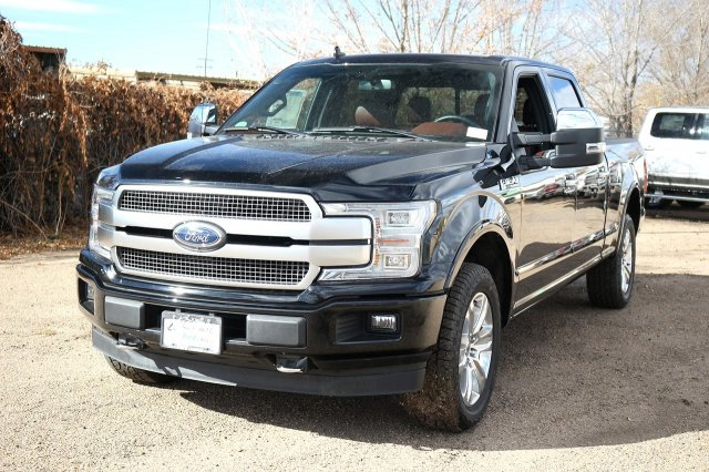 2018 F-150 SuperCrew Cab 4x4,  Pickup #JFC01613 - photo 4