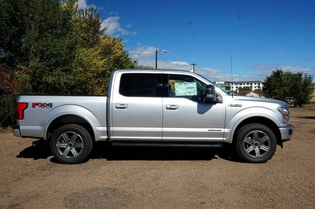 2018 F-150 SuperCrew Cab 4x4,  Pickup #JFC54277 - photo 4