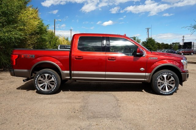 2018 F-150 SuperCrew Cab 4x4,  Pickup #JFC71041 - photo 3