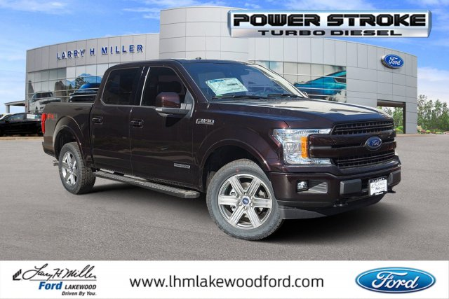 2018 F-150 SuperCrew Cab 4x4,  Pickup #JFD88730 - photo 1