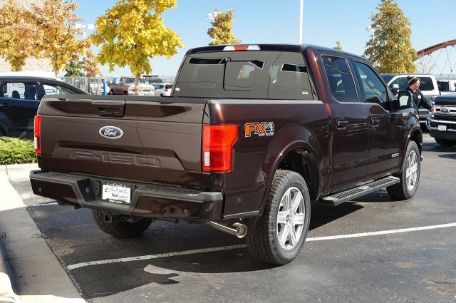 2018 F-150 SuperCrew Cab 4x4,  Pickup #JFD88730 - photo 2