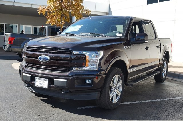 2018 F-150 SuperCrew Cab 4x4,  Pickup #JFD88730 - photo 7