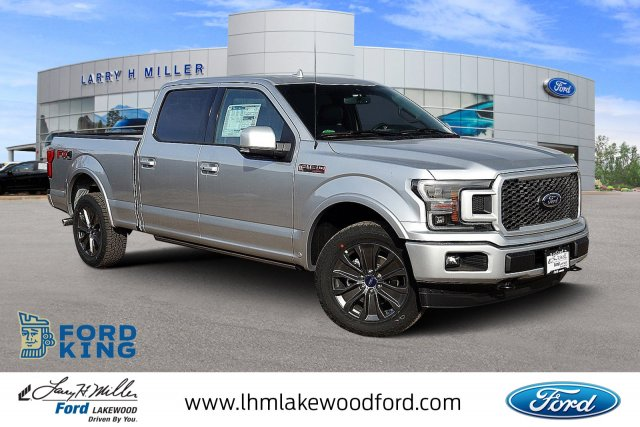 2018 F-150 SuperCrew Cab 4x4,  Pickup #JFE67949 - photo 1