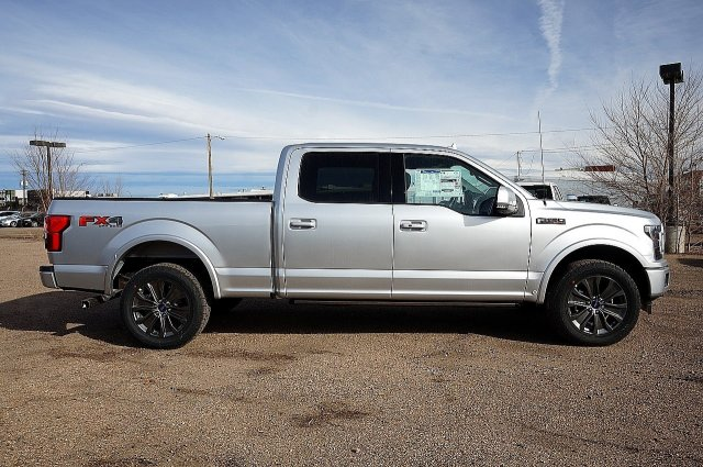 2018 F-150 SuperCrew Cab 4x4,  Pickup #JFE67949 - photo 4