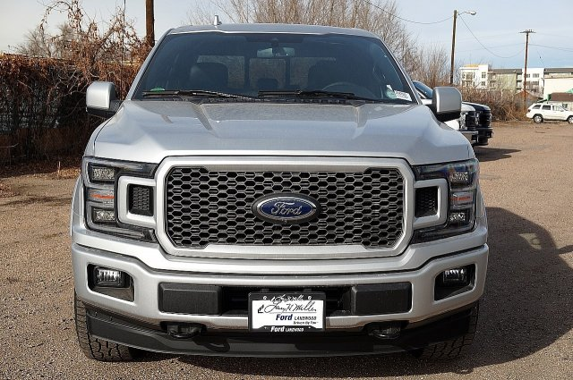 2018 F-150 SuperCrew Cab 4x4,  Pickup #JFE67949 - photo 3