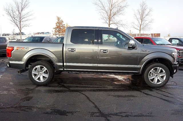 2018 F-150 SuperCrew Cab 4x4,  Pickup #JFE71034 - photo 3