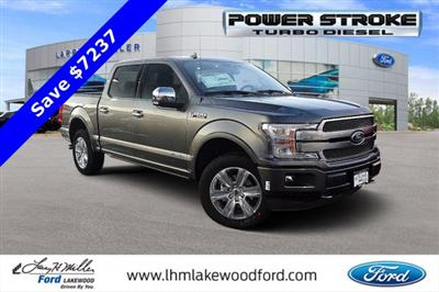 2018 F-150 SuperCrew Cab 4x4,  Pickup #JFE71034 - photo 1