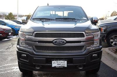 2018 F-150 SuperCrew Cab 4x4,  Pickup #JFE71034 - photo 5