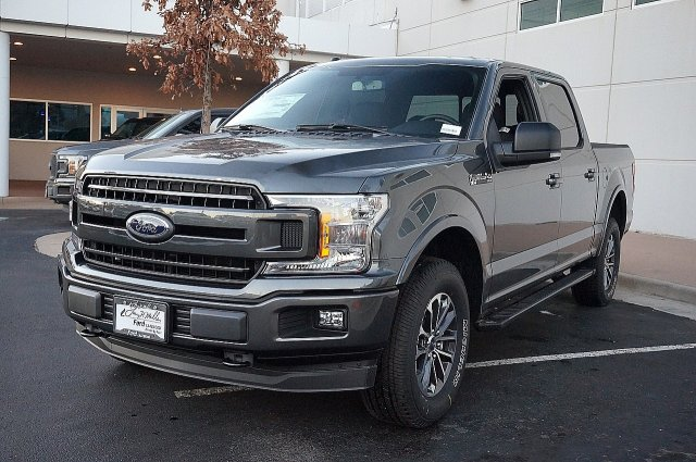 2018 F-150 SuperCrew Cab 4x4,  Pickup #JFE77157 - photo 4