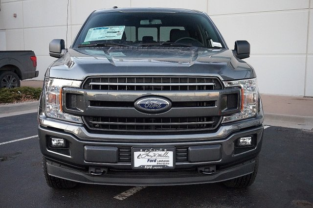 2018 F-150 SuperCrew Cab 4x4,  Pickup #JFE77157 - photo 5
