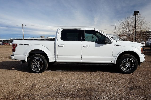 2018 F-150 SuperCrew Cab 4x4,  Pickup #JFE77158 - photo 3