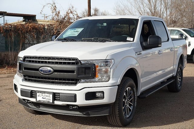 2018 F-150 SuperCrew Cab 4x4,  Pickup #JFE77158 - photo 6