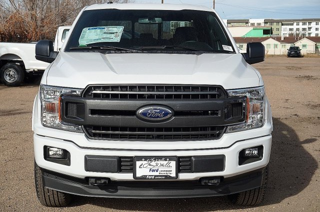2018 F-150 SuperCrew Cab 4x4,  Pickup #JFE77158 - photo 8