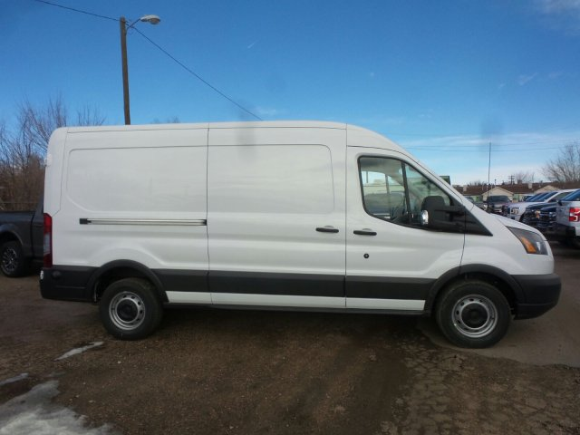 2018 Transit 250 Med Roof,  Empty Cargo Van #JKA31684 - photo 4