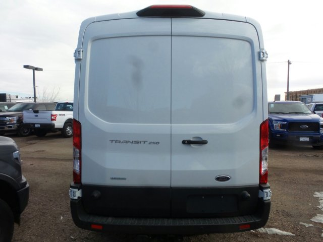 2018 Transit 250 Med Roof,  Empty Cargo Van #JKA31684 - photo 5