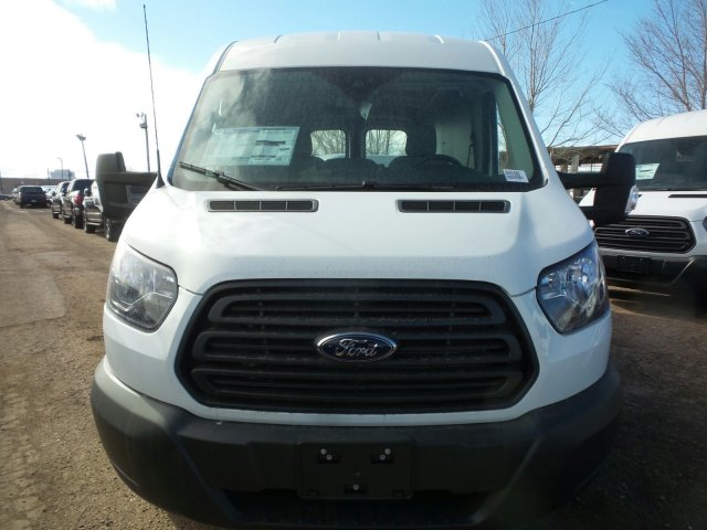 2018 Transit 250 Med Roof 4x2,  Empty Cargo Van #JKA31685 - photo 3