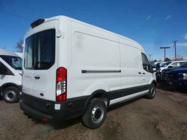 2018 Transit 250 Med Roof 4x2,  Empty Cargo Van #JKA31685 - photo 2