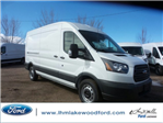 2018 Transit 250 Med Roof 4x2,  Empty Cargo Van #JKA31685 - photo 1
