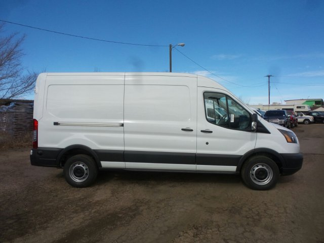 2018 Transit 250 Med Roof 4x2,  Empty Cargo Van #JKA31686 - photo 4