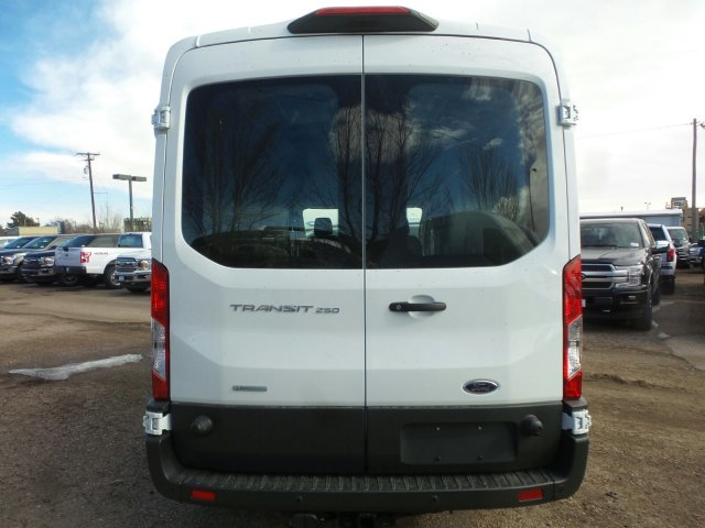 2018 Transit 250 Med Roof 4x2,  Empty Cargo Van #JKA31686 - photo 6