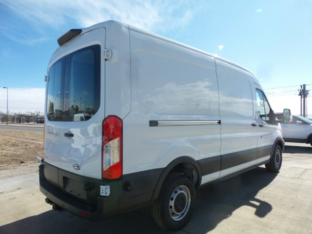 2018 Transit 250 Med Roof,  Empty Cargo Van #JKA31687 - photo 2