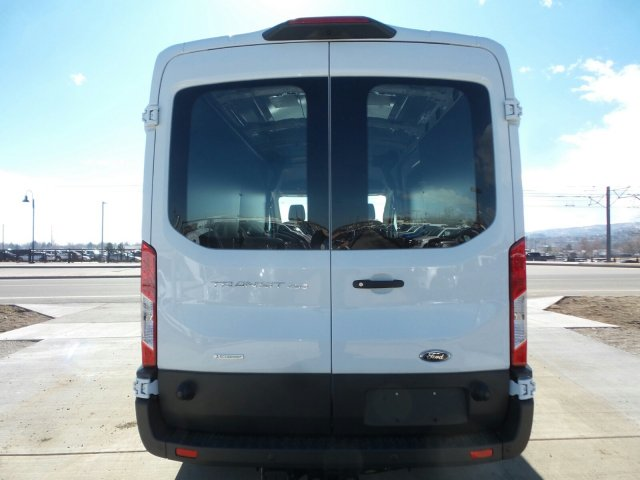 2018 Transit 250 Med Roof,  Empty Cargo Van #JKA31687 - photo 5