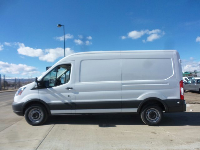 2018 Transit 250 Med Roof,  Empty Cargo Van #JKA31687 - photo 7