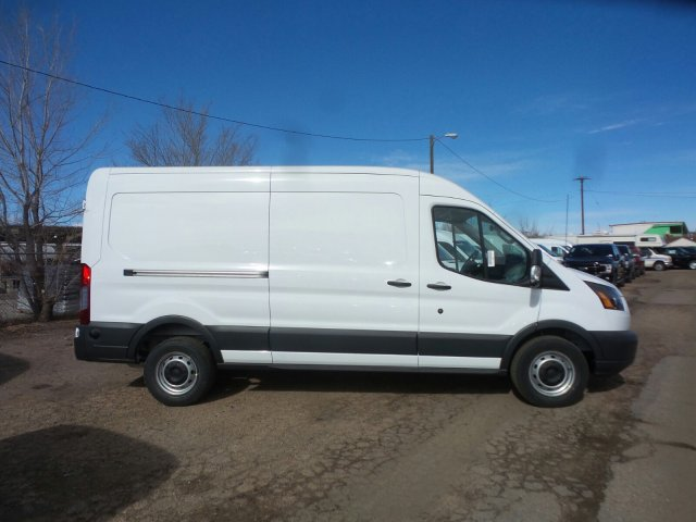 2018 Transit 250 Med Roof,  Empty Cargo Van #JKA31689 - photo 4