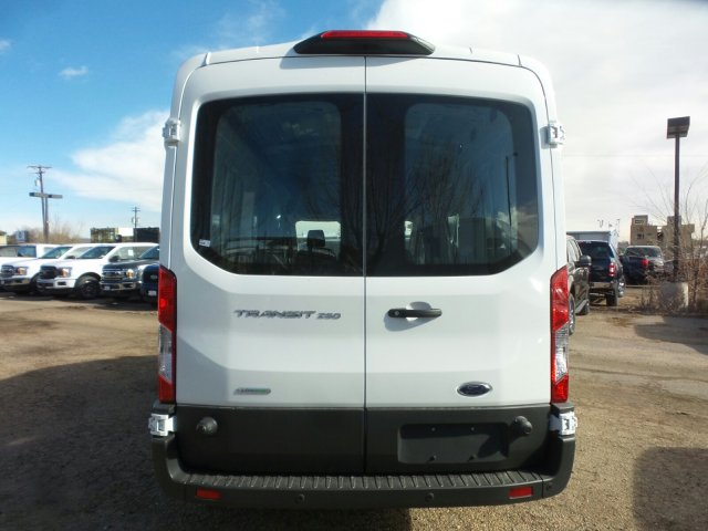 2018 Transit 250 Med Roof,  Empty Cargo Van #JKA31689 - photo 5