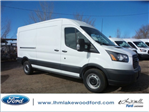 2018 Transit 250 Med Roof,  Empty Cargo Van #JKA31689 - photo 1