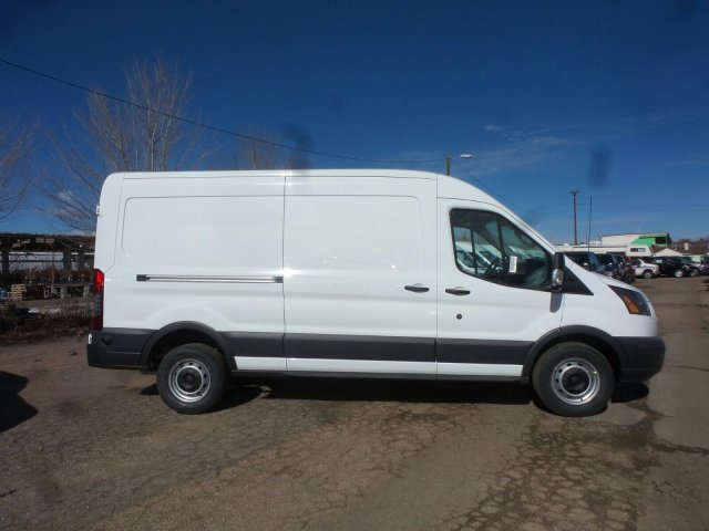 2018 Transit 250 Med Roof 4x2,  Empty Cargo Van #JKA31691 - photo 4