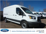 2018 Transit 250 Med Roof,  Empty Cargo Van #JKA31691 - photo 1