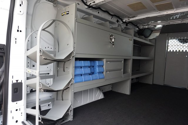 2018 Transit 250 Low Roof 4x2,  Upfitted Cargo Van #JKB28977 - photo 17