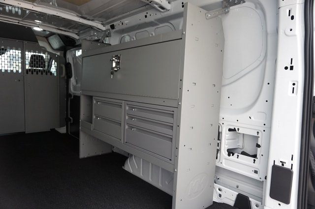2018 Transit 250 Low Roof 4x2,  Upfitted Cargo Van #JKB28977 - photo 19