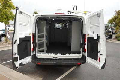 2018 Transit 250 Low Roof 4x2,  Upfitted Cargo Van #JKB28977 - photo 2