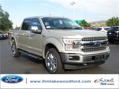 2018 F-150 Crew Cab 4x4, Pickup #JKC03246 - photo 1
