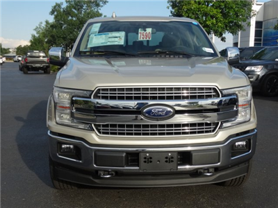 2018 F-150 Crew Cab 4x4, Pickup #JKC03246 - photo 3