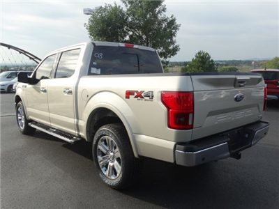 2018 F-150 Crew Cab 4x4, Pickup #JKC03246 - photo 2
