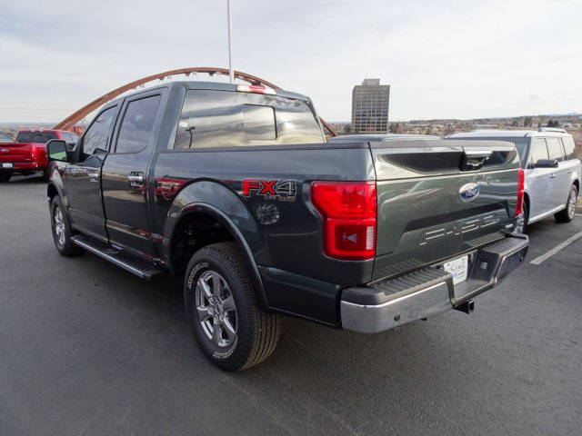 2018 F-150 Crew Cab 4x4, Pickup #JKC03254 - photo 2