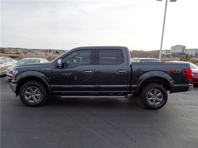 2018 F-150 Crew Cab 4x4, Pickup #JKC03254 - photo 4