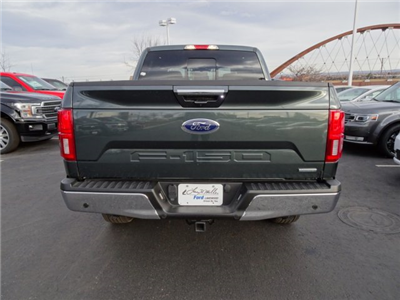 2018 F-150 Crew Cab 4x4, Pickup #JKC03254 - photo 5