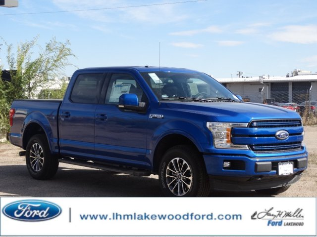 2018 F-150 Crew Cab 4x4, Pickup #JKC23930 - photo 1