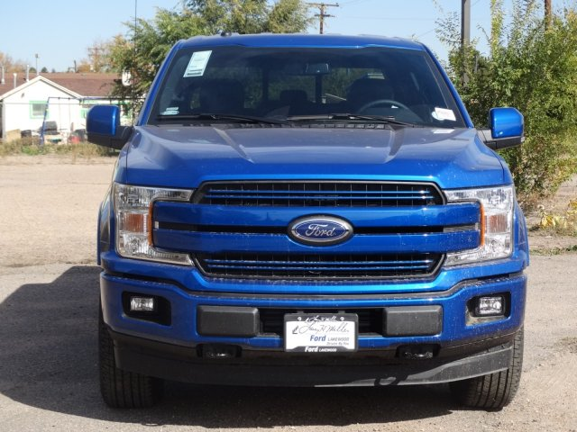2018 F-150 Crew Cab 4x4, Pickup #JKC23930 - photo 3