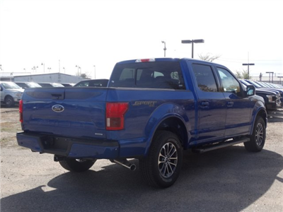 2018 F-150 Crew Cab 4x4, Pickup #JKC23930 - photo 2