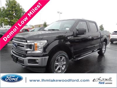 2018 F-150 Crew Cab 4x4, Pickup #JKC23940 - photo 1