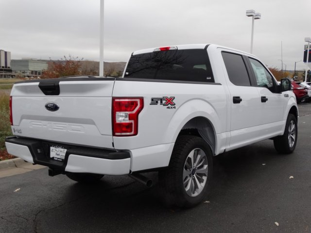 2018 F-150 Crew Cab 4x4, Pickup #JKC52580 - photo 2