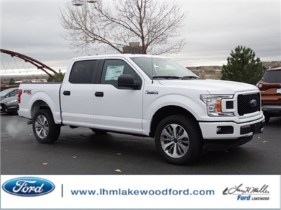 2018 F-150 Crew Cab 4x4, Pickup #JKC52580 - photo 1