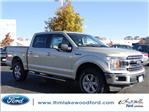 2018 F-150 SuperCrew Cab 4x4, Pickup #JKC52598 - photo 1