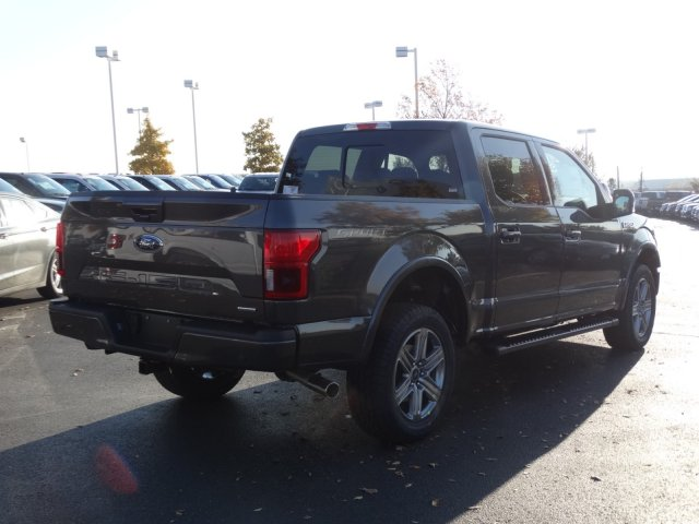 2018 F-150 Crew Cab 4x4, Pickup #JKC52603 - photo 2
