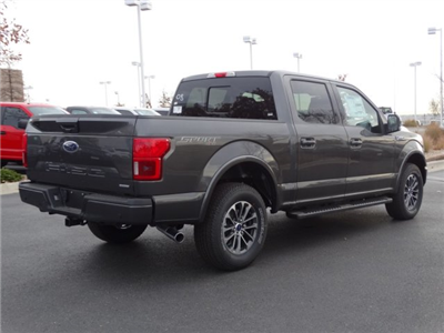 2018 F-150 SuperCrew Cab 4x4, Pickup #JKC52610 - photo 2